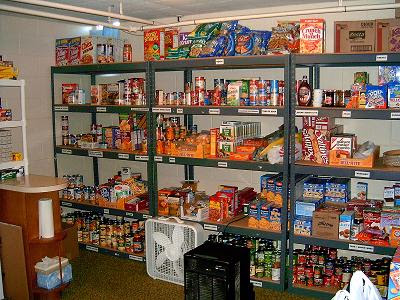 Double Nickel Farm Food Storage Pantries Nutrition