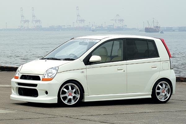 Daihatsu Mira Avy Euro Style Carlifezone