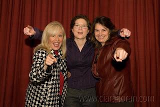 Tracy Repchuk Debbie Allen Marie O'Riordan - Power of 3