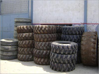 All About Tyres: Tyre Retreading
