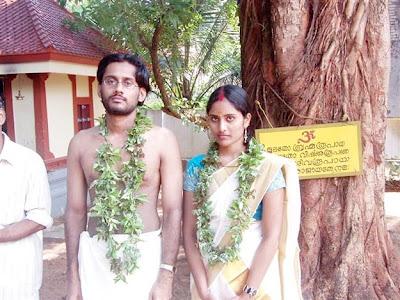 Idea Star Singer Gayathri Wedding