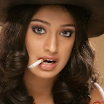 South Actress Lakshmi Rai Smoking Photo/ Pictures