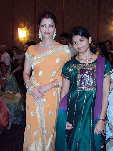 Aishwarya Rai At Sister In Law Shrima S Baby Shower Ceremony
