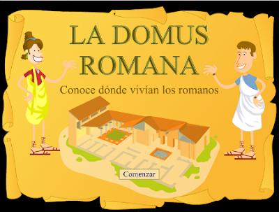 Resultado de imagen de la domus romana