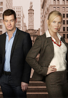Nicholas Bishop and Kelli Giddish