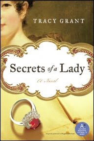 Secrets of A Lay by Tracy Grant