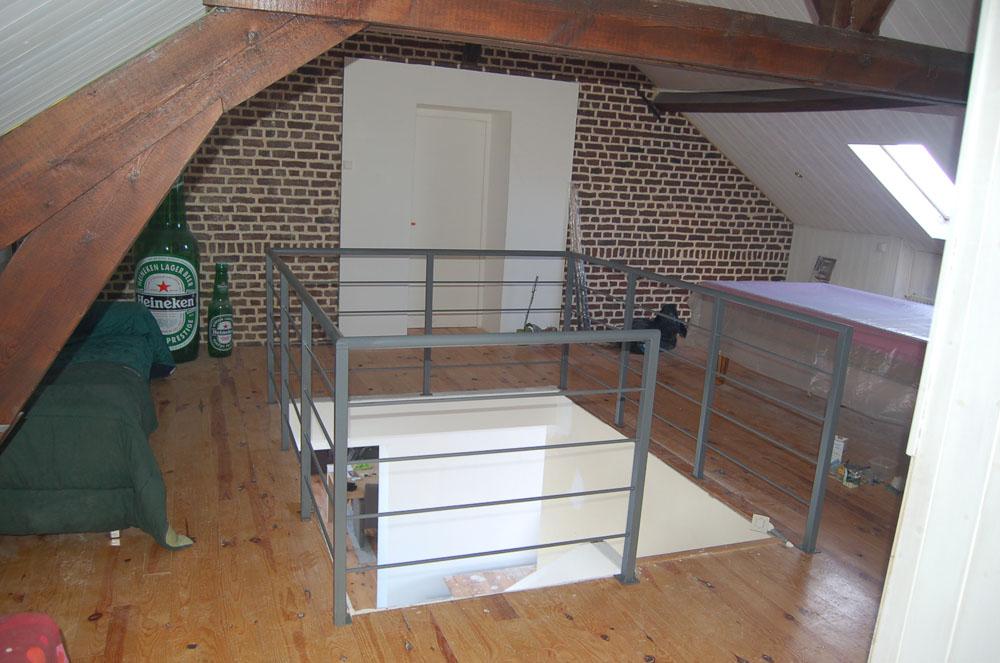 blog de la maison de l 39 imaginarium l 39 ambiance factory 100 sur mesure garde corps sur. Black Bedroom Furniture Sets. Home Design Ideas