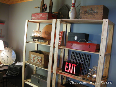 "Chipping with Charm:  ""Copy Cat"" Junky Storage...http://www.chippingwithcharm.blogspot.com/"