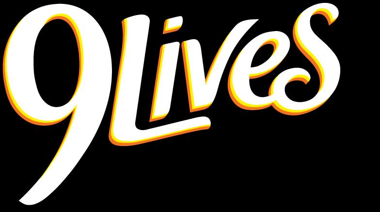 Lives Cat Food Old Logo