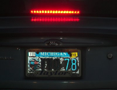 historymike: On License Plate Paint and Red Light Cameras