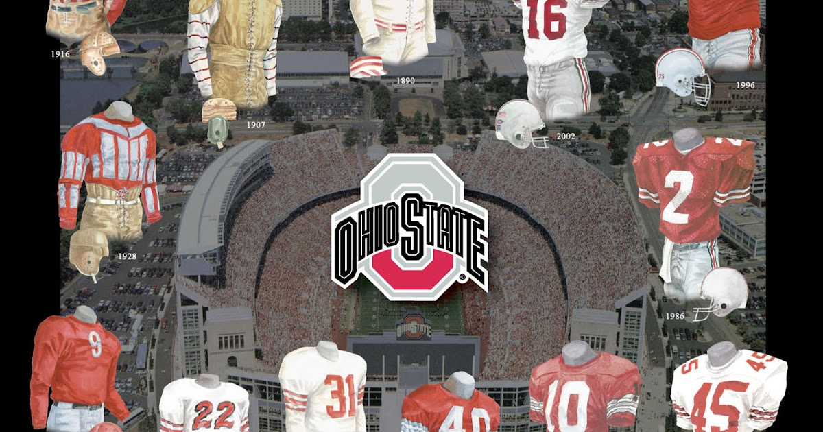 Download Ohio State Football Uniforms History Images