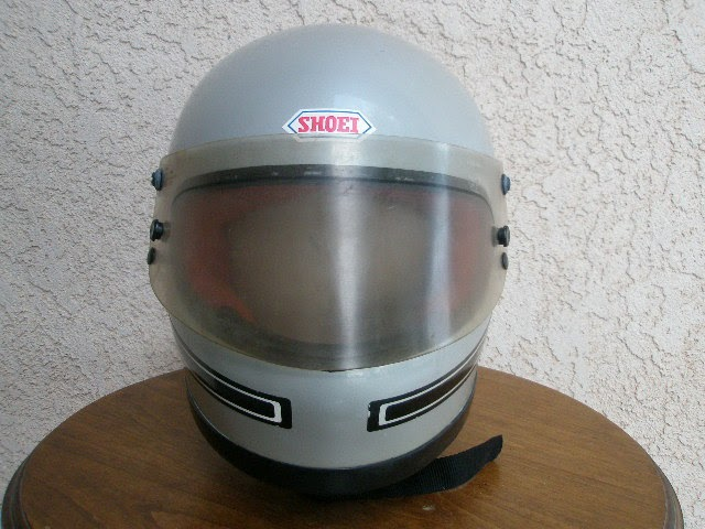 Remarkable, vintage shoei helmets not