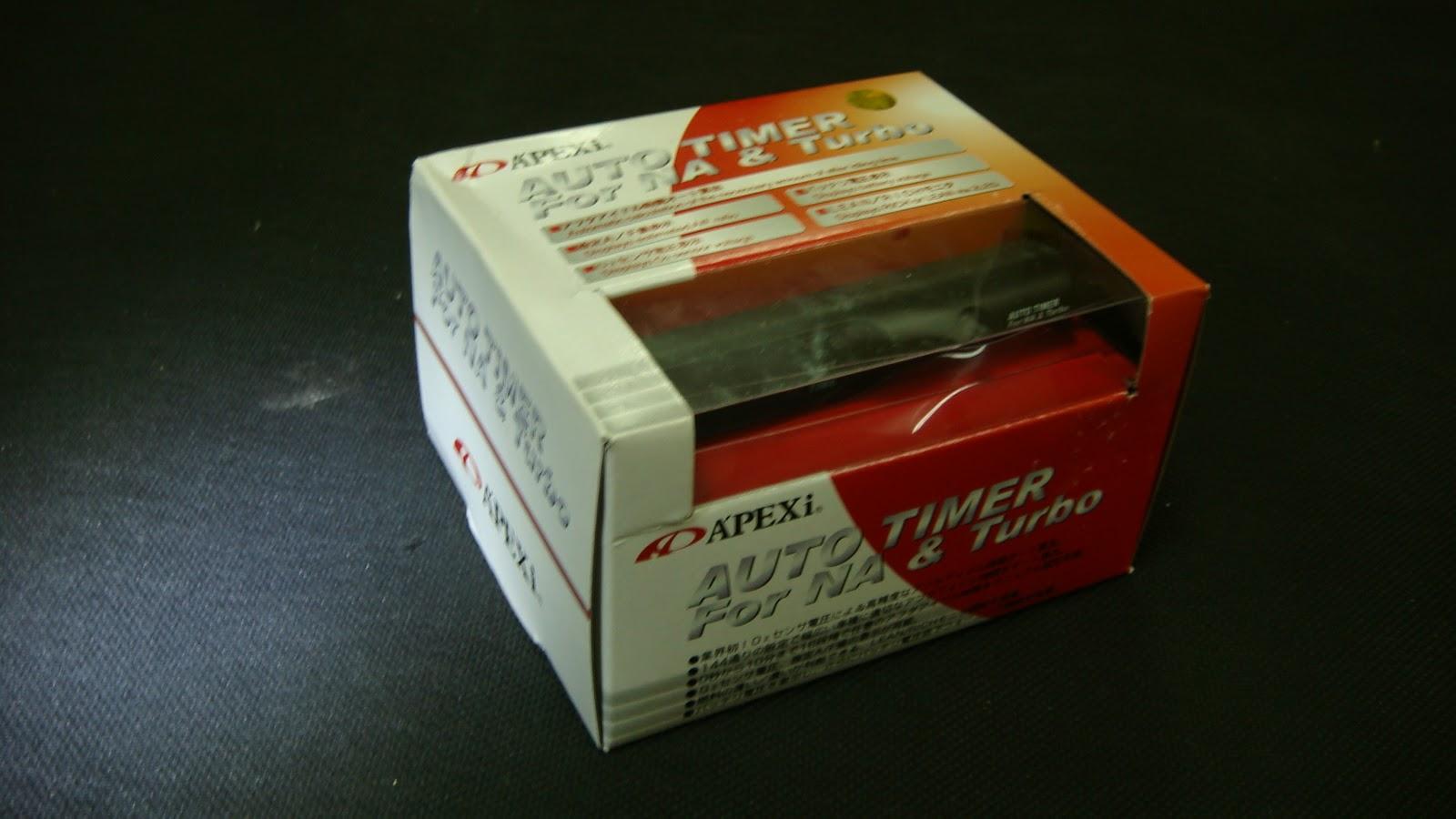 Apexi Pen Turbo Timer Wiring Diagram Online Skatuner Auto Parts