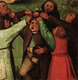 Brueghel, Gyermekjátékok