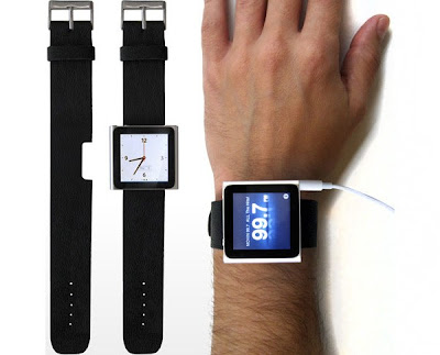 Turn your iPod Nano to iWatch with iLoveHandles