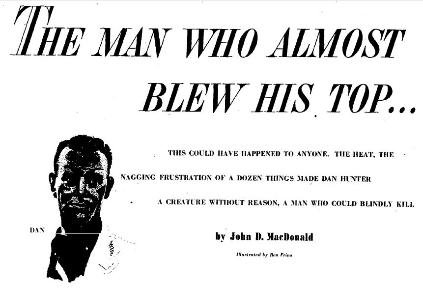 John D Macdonald Quotes: The Trap Of Solid Gold: February 2011