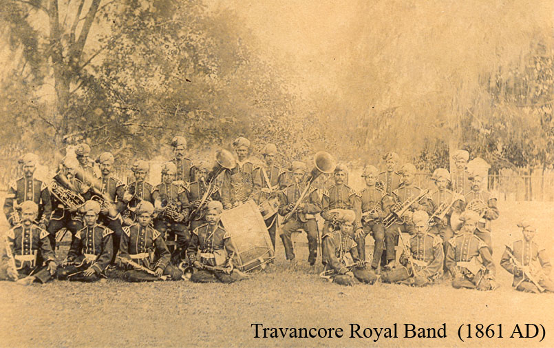 Image result for TRAVANCORE POLICE 1900's