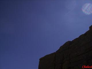 Cielo y piedra en Tornavacas