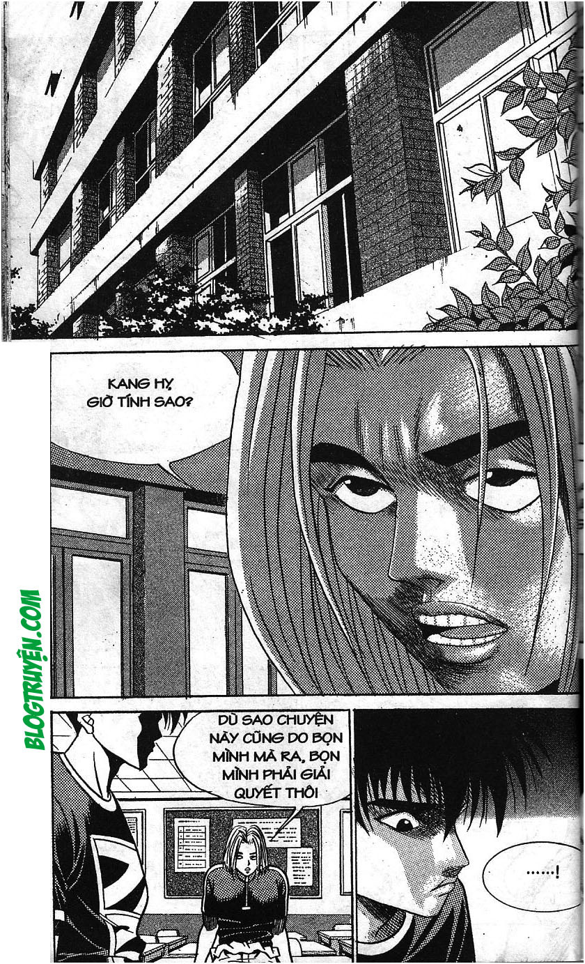 Bitagi - Anh chàng ngổ ngáo chap 22 trang 17