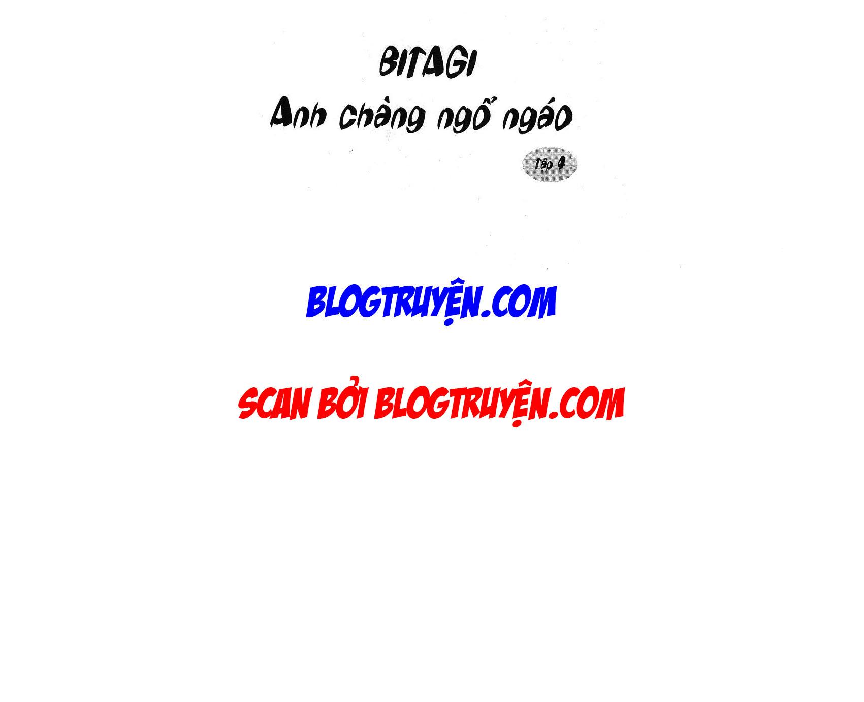Bitagi - Anh chàng ngổ ngáo chap 22 trang 2