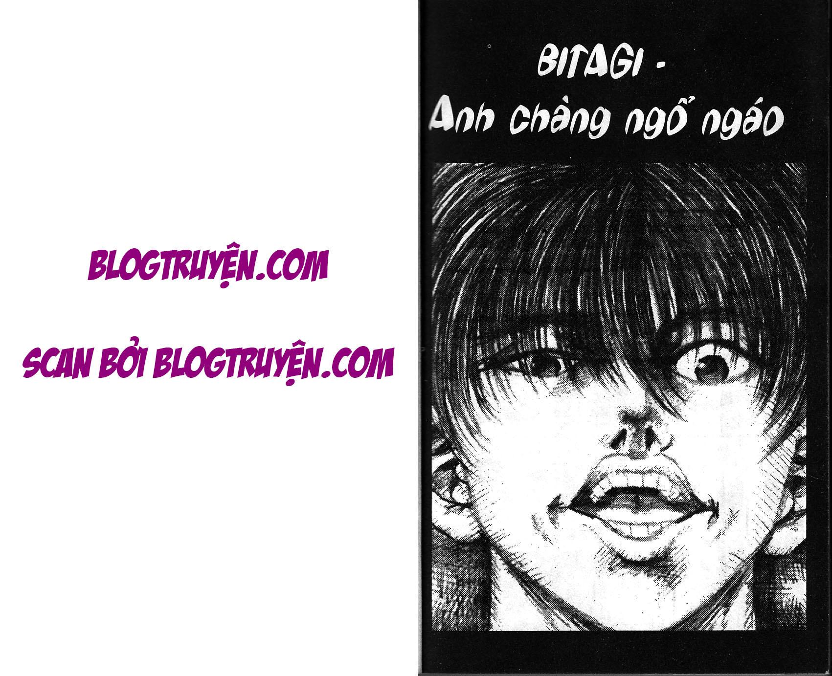 Bitagi - Anh chàng ngổ ngáo chap 22 trang 3