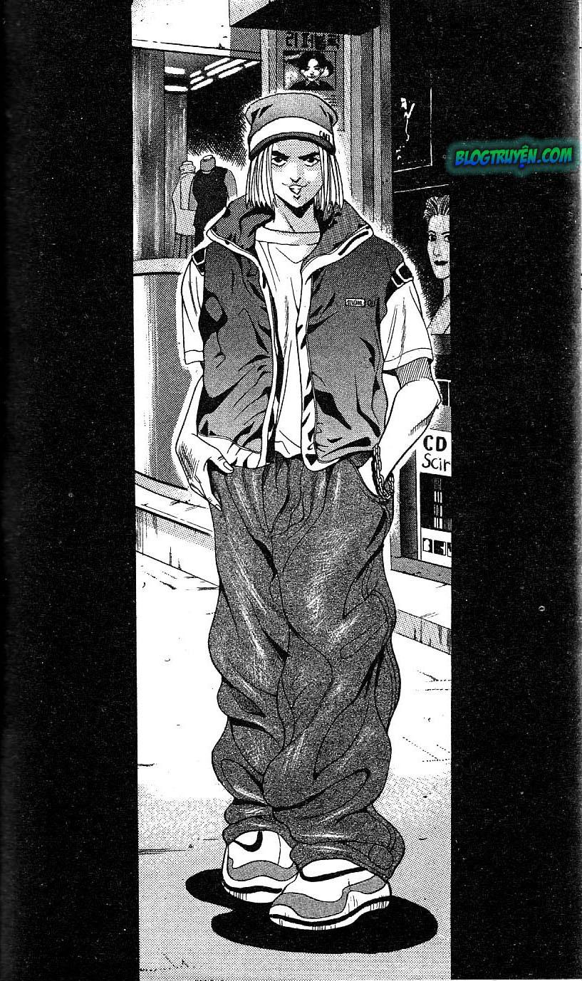 Bitagi - Anh chàng ngổ ngáo chap 10 trang 23