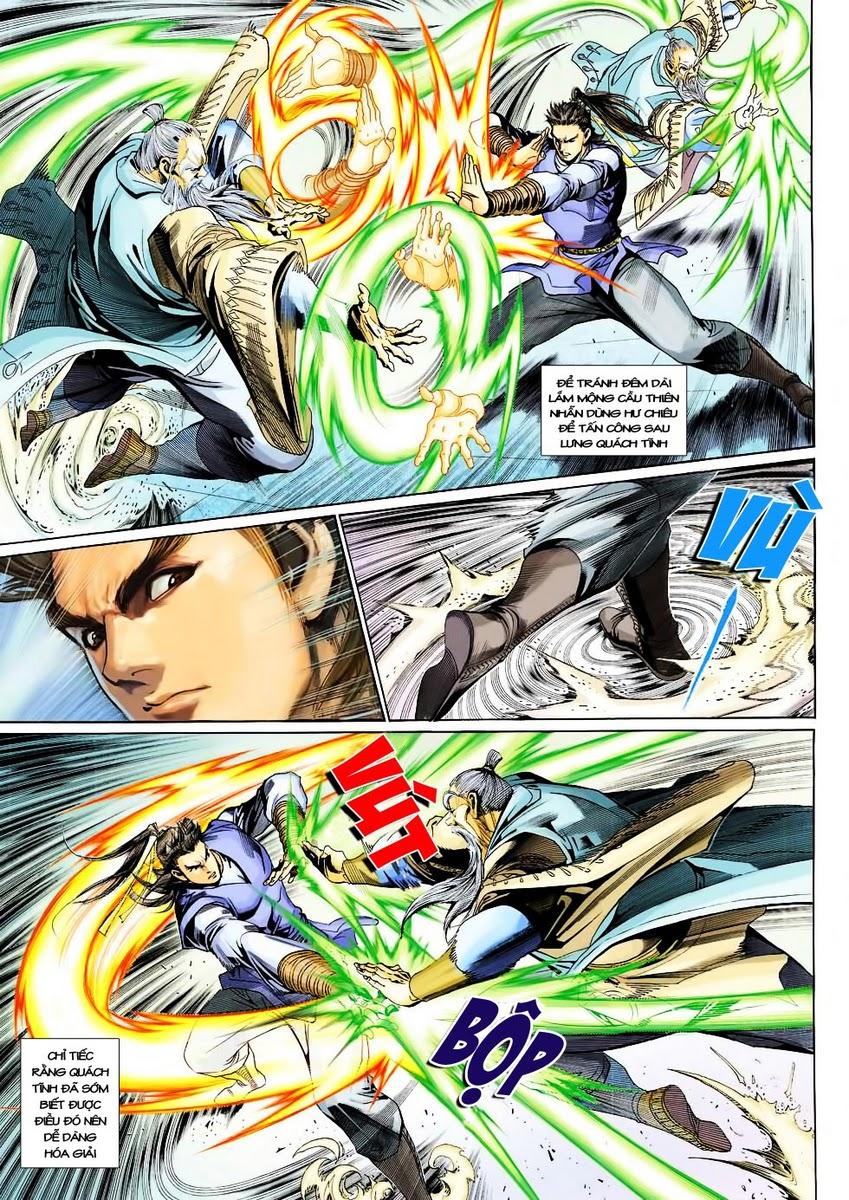 Anh Hùng Xạ Điêu anh hùng xạ đêu chap 30 trang 19