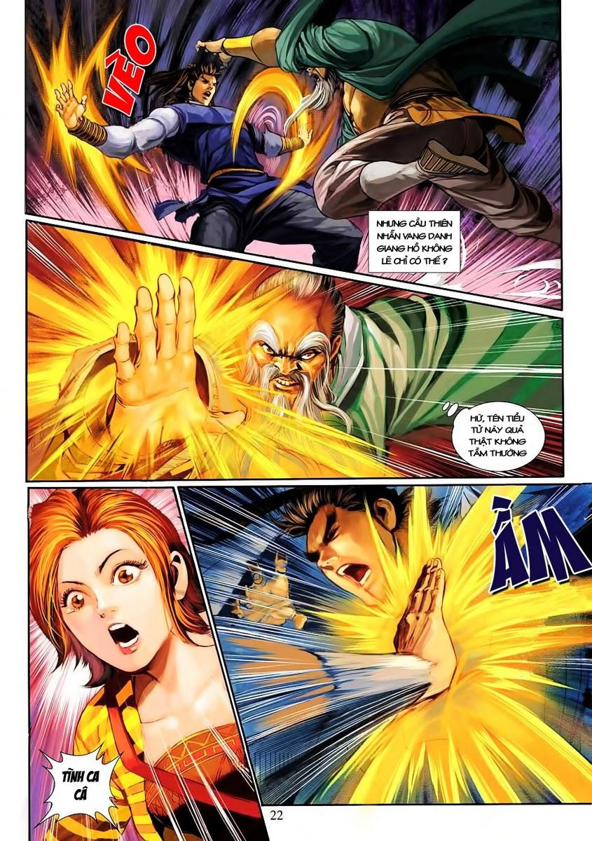 Anh Hùng Xạ Điêu anh hùng xạ đêu chap 30 trang 20