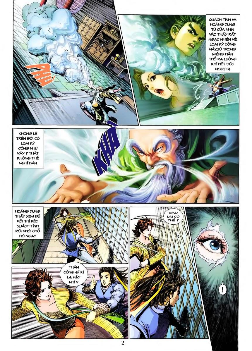 Anh Hùng Xạ Điêu anh hùng xạ đêu chap 30 trang 1