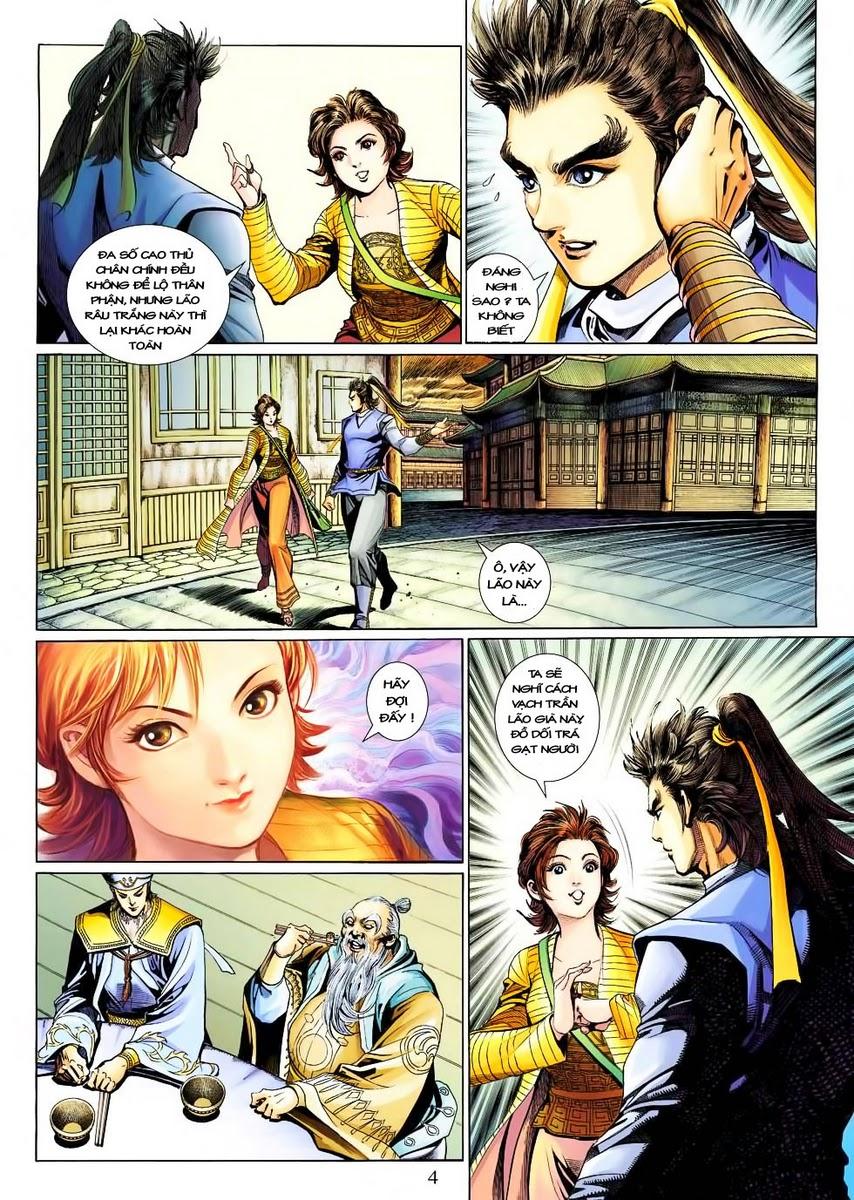 Anh Hùng Xạ Điêu anh hùng xạ đêu chap 30 trang 3
