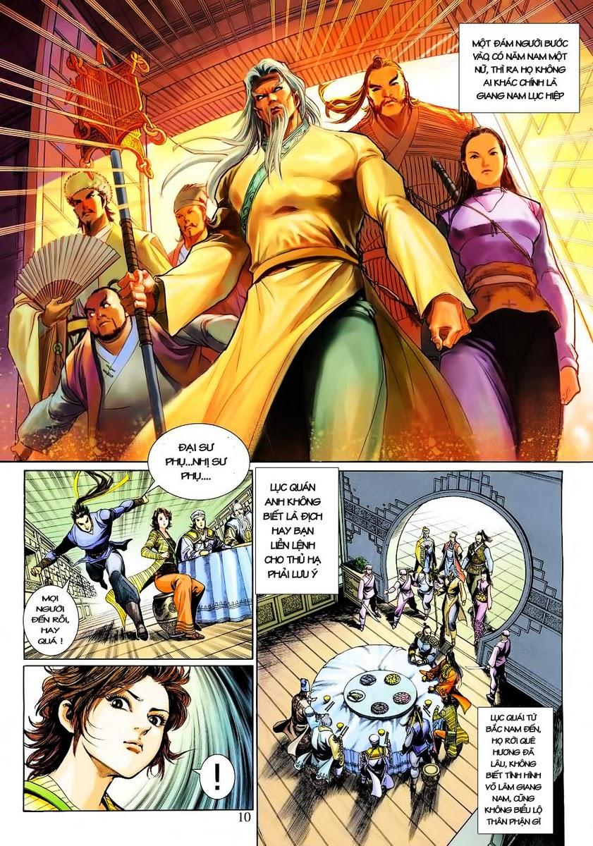 Anh Hùng Xạ Điêu anh hùng xạ đêu chap 30 trang 9