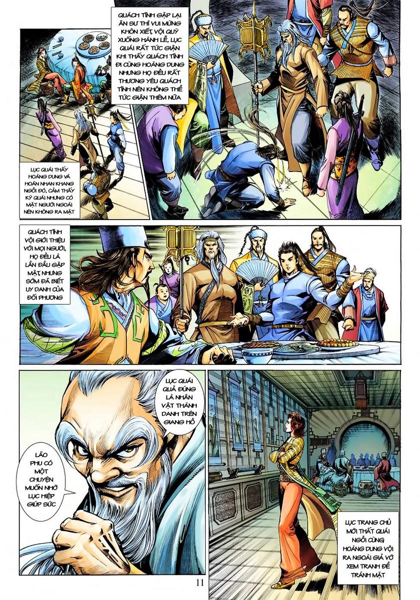 Anh Hùng Xạ Điêu anh hùng xạ đêu chap 30 trang 10