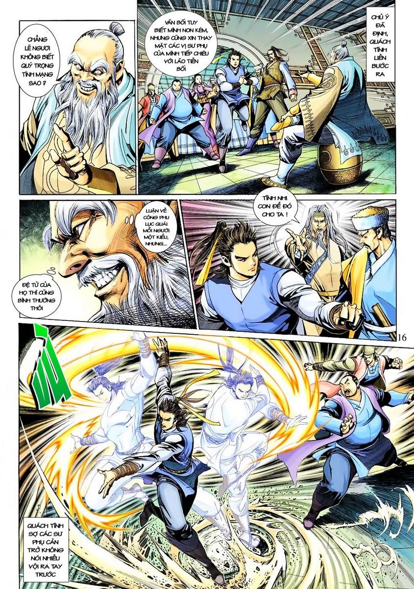Anh Hùng Xạ Điêu anh hùng xạ đêu chap 30 trang 15