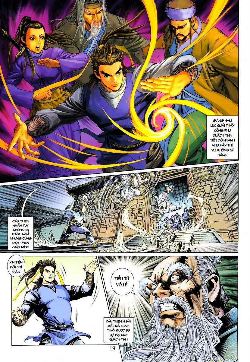 Anh Hùng Xạ Điêu anh hùng xạ đêu chap 30 trang 17