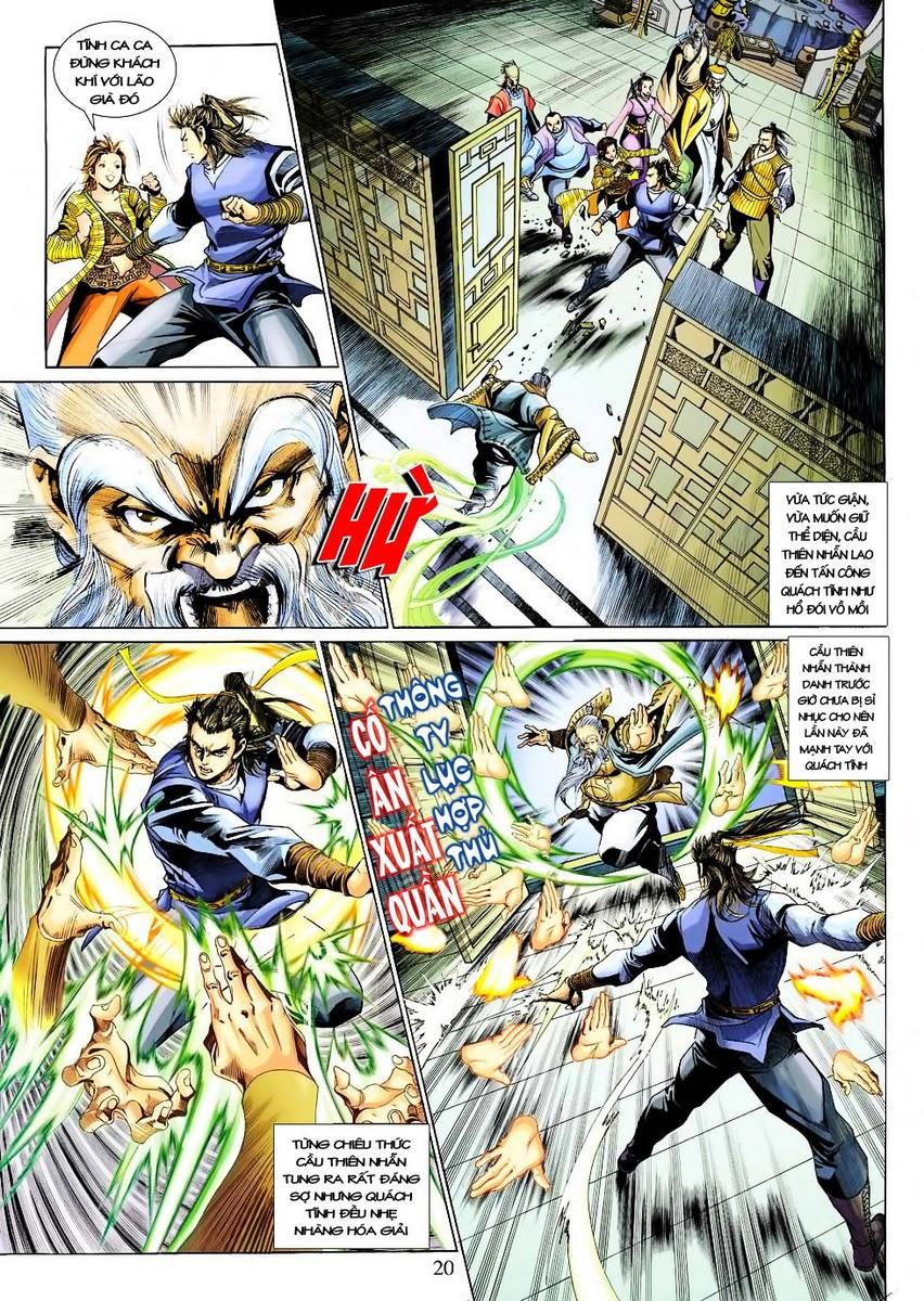 Anh Hùng Xạ Điêu anh hùng xạ đêu chap 30 trang 18