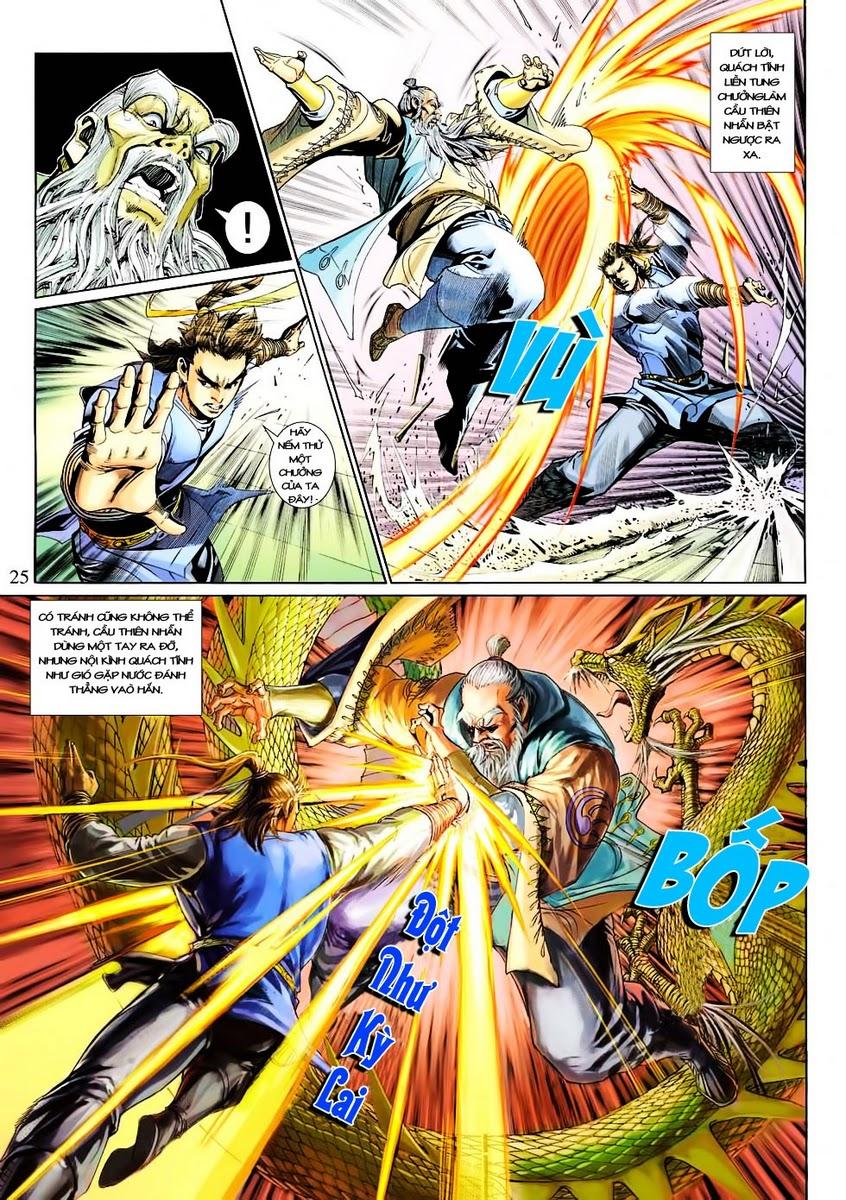 Anh Hùng Xạ Điêu anh hùng xạ đêu chap 30 trang 23