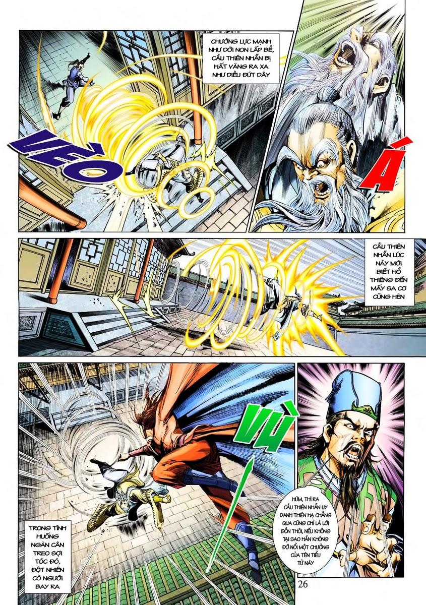Anh Hùng Xạ Điêu anh hùng xạ đêu chap 30 trang 24