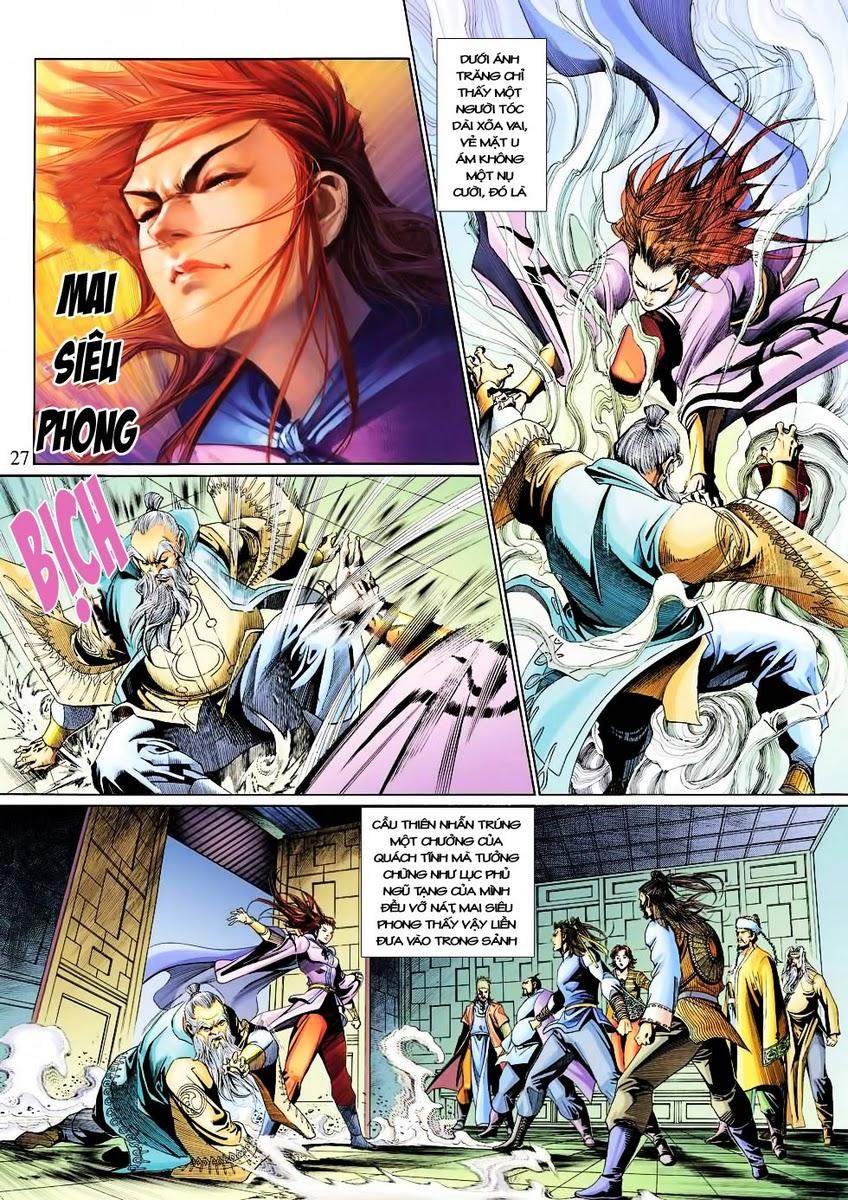 Anh Hùng Xạ Điêu anh hùng xạ đêu chap 30 trang 25