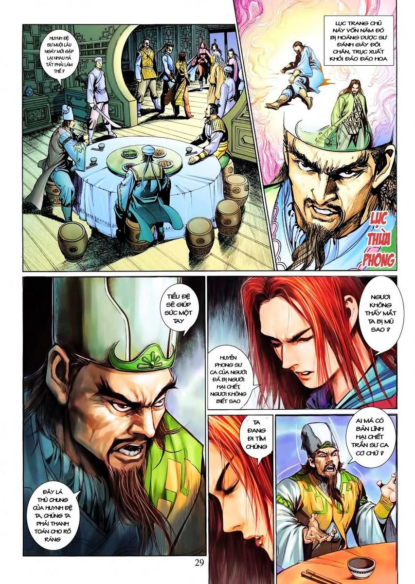 Anh Hùng Xạ Điêu anh hùng xạ đêu chap 30 trang 27