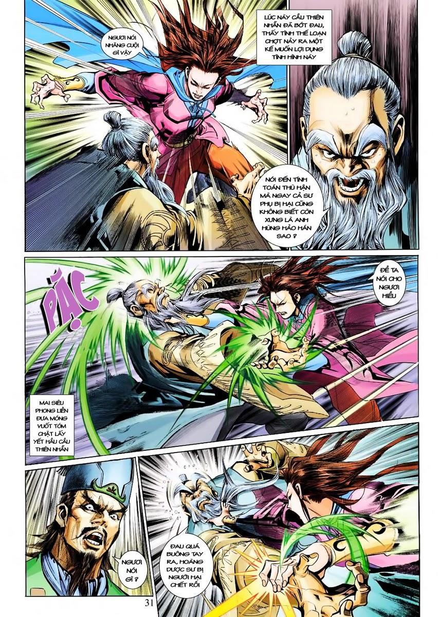 Anh Hùng Xạ Điêu anh hùng xạ đêu chap 30 trang 29