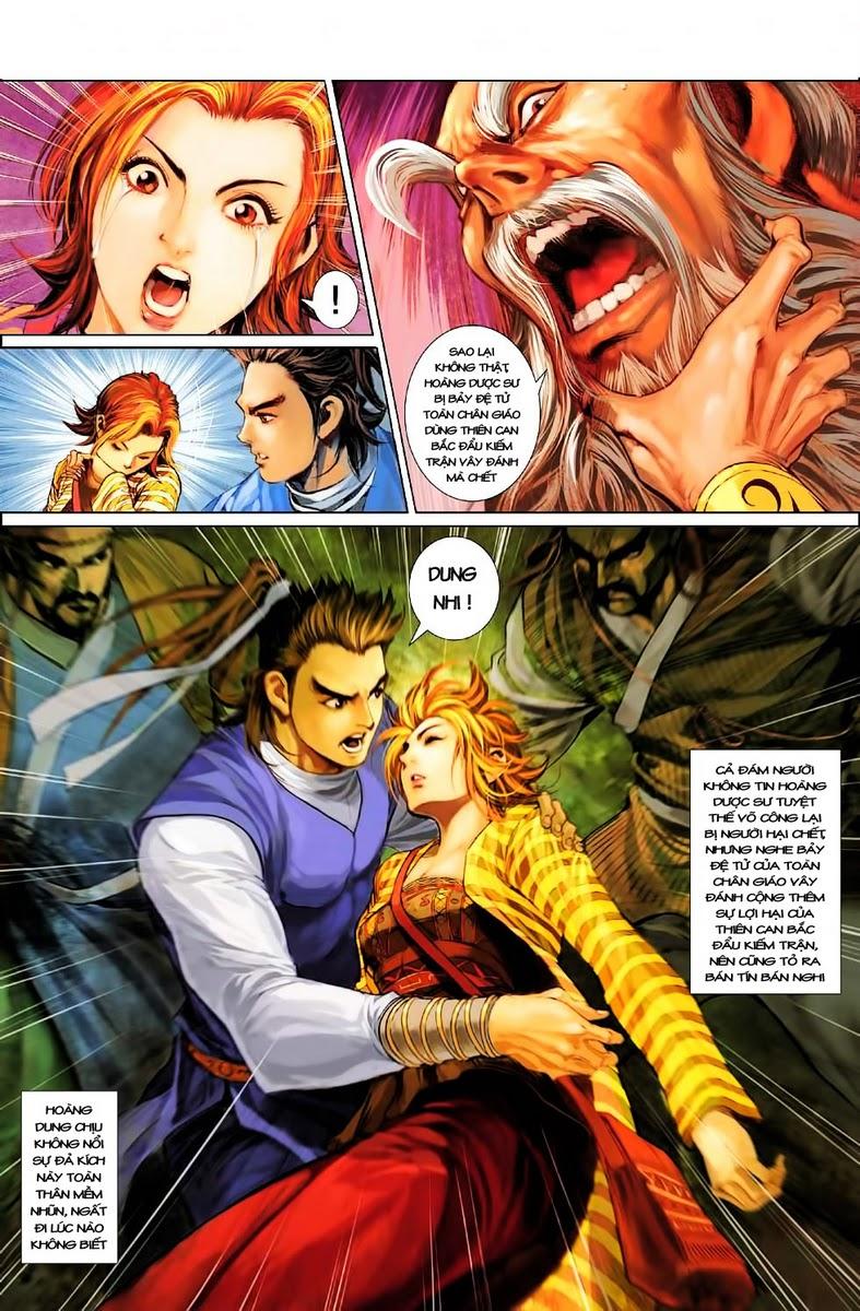 Anh Hùng Xạ Điêu anh hùng xạ đêu chap 30 trang 30