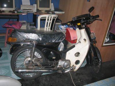 Motor Honda Astrea 800 Klasik  Foto Gambar Modifikasi