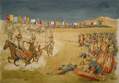 Julius Caesar In Battle Amazing World!: The Lo...