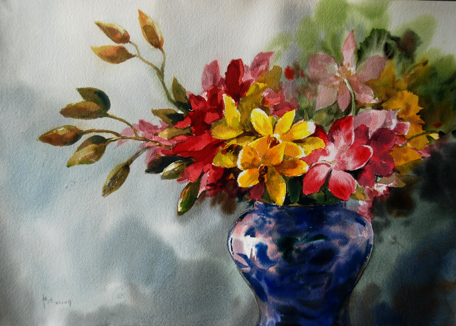 Jhp Gallery Painting The Fine Art Watercolor Serices