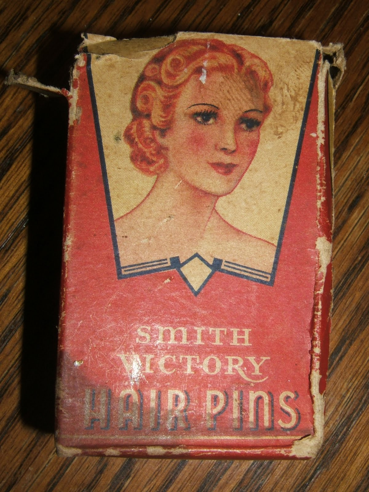 Advertisement Smith Victory Hair Pins