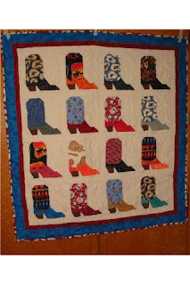 Cowboy Themed Baby Quilt Pattern Sewing Patterns For Baby