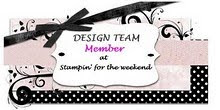 Stampin' for the Weekend Challenge blog
