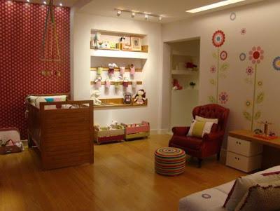 Moderno dormitorios como decorar un dormitorio para una bebe for Como decorar un dormitorio de bebe