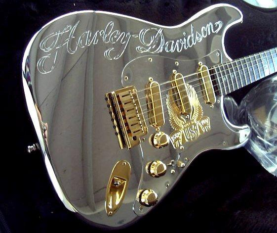 Guitar Made From Harley Parts : fender aluminum body stratocasters stratocaster guitar culture stratoblogster ~ Russianpoet.info Haus und Dekorationen