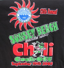 Sunset Beach Chili Cookoff